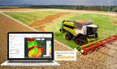 Climate FieldView™, CLAAS TELEMATICS offer easy data management to help simplify farming operations